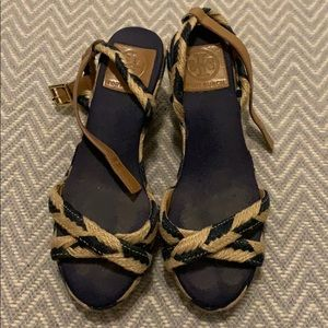 Tory Burch Espadrilles size 8